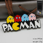 GAME Google Pac-Man brooch  Metal keyring collectibles metal necklace