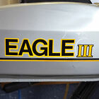 NEW Reproduction Sachs Eagle III moped tank decal set vinyl sticker two stroke