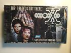 X Files tv show rare series 1 factory sealed box 1990s