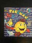 Pac-Man and the Ghost Diggers Golden story book with puzzles, writing inside