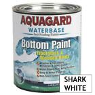 Aquagard Waterbased Anti Fouling Bottom Paint 1Qt Shark White