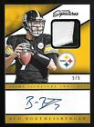 2016 Panini Prime Signatures Football Cards - Short Print Info Added 18