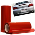 Car Tint Sticker Auto Smoke Fog Light Headlight Taillight Vinyl Sheet Film Decal