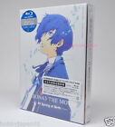 LIMITED EDITION PERSONA 3 The Movie 1 Spring of Birth Japan Anime Blu ray BD