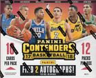 2017 18 PANINI CONTENDERS BASKETBALL FACTORY SEALED HOBBY BOX