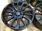 22 fits Range Rover Autobiography Wheel HSE Sport Land Rover Gloss Black Rim
