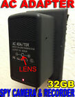 HD 720p AC Wall Charger Hidden Spy Camera Video Audio Recorder DVR