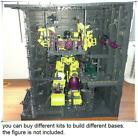 all kinds of bases plastic kit cases for transformers or other robots pls choose