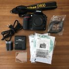 Nikon D D800E 363MP Digital SLR Camera Black Body Only