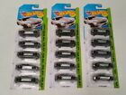 Hot Wheels 14 Copo Camaro ZAMAC Raw 15 Car Lot Walmart Exclusive HTF