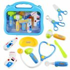 Doctor Kit Pretend Toy Role Play Sets with Medical Case for Kids Toddlers Boys 3