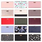 NWT Kate Spade Laurel way Stacy Leather Wallet In Various Colors