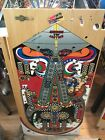 Bally Nitro Ground Shaker Pinball Reproduction Playfield CPR