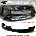 For 03-05 Infiniti G35 COUPE ING Style Front Bumper Lip Spoiler POLY URETHANE PU