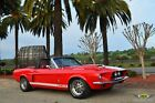 1967 Ford Mustang GT350 CONVERTIBLE TRIBUTE 1967 FORD MUSTANG SHELBY GT#% CONVERTIBLE TRIBUTE RESTORED WITH UPGRADES!