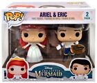 Funko Pop! Disney Treasures Exclusive Little Mermaid - Ariel and Eric 2-Pack