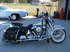1997 Harley-Davidson Softail  1997 HARLEY HERITAGE SPRINGER 16,000 MILES LOADED WITH EXTRAS CHROME