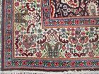 ESTATE PERSIAN ORIENTAL RUG PAISLEY DESIGN HAND WOVEN VERY FINE WEAVE BARGAIN!
