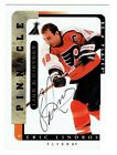 Eric Lindros 1996-97 Be A Player Link to History Autograph Card #7B
