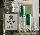 Creed Green Irish Tweed Men Cologne EDP 2ml 5ml 10ml 30ml 50ml samples new batch