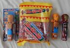 PEZ KLIK LOT 31 DIFFERENT PLUS 3LBS OF PEZ REFILLS MARVEL STAR WARS