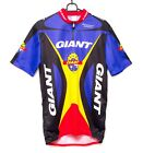 Vintage Giant Global Racing cycling jersey by Campagnolo size 7