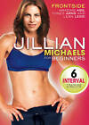 Jillian Michaels FRONTSIDE for BEGINNERS DVD toning muscles workouts NEW