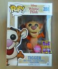 Funko Pop Winnie the Pooh 288 Tigger flocked 2017 Summer Convention Excl SDCC