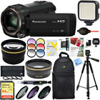 Panasonic HC V770K HD Camcorder + 64GB Memory Card  Deluxe Filter Accessory Kit