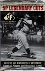 1 2008 UPPER DECK SP LEGENDARY CUTS MLB GAME USED AUTO CUT HOBBY HOT PACK