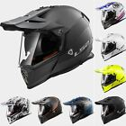 LS2 MX436 Poineer Motocross ATV Off Road BMX Track Road Super Motard Helmet