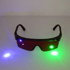 USA green purple blue190nm 540nm Safety Glasses Goggles For Laser Pointer Pen