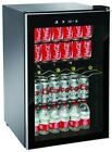 IGLOO Single Zone 22 in. 4-Bottle or 110 (12 oz.) Can Beverage Wine Center