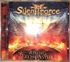 Silent Force - Rising from Ashes 2014 CD / FO1034CD / D.C. Cooper voc