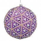 Waterford 2016 Times Square Holiday Heirlooms 6 in Masterpiece Ball Ornament New