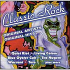 Various Artists CD Classic Rock Volume 2 Quiet Riot Warrant Europe Toto Accept