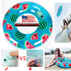 Swimline Game Giant Swim Ring Inflatable Swimming Pool Water Seat Tube adult Kid