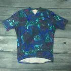 Vintage TREK Retro Cycling Jersey Short Sleeve Large Made in USA Cycle