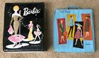 2 BARBIE Ponytail vintage Doll Cases 1962  1961 Mattell