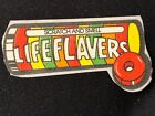 1 VINTAGE 80s MELLO SMELLO LIFE FLAVERS CANDY SNIFF STICKER TRIMMED