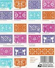 Scott# 5081-5090 COLORFUL CELEBRATIONS 2016, SELF-ADH BOOKLET 20 FOREVER STAMPS