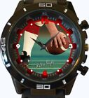 I Love Rugby New Gt Series Sports Unisex Gift Wrist Watch UK SELLER