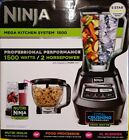 Ninja Mega Kitchen System 1500 Blender Professional Performance BL770 NEW