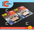 FOR 2008 - 2009 SUZUKI GSX 1300 B KING - FRONT EBC SINTERED BRAKE PADS - 2 PAIR