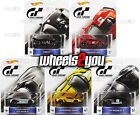 Set of 5 GRAN TURISMO Hot Wheels Retro Entertainment NISSAN GT R Ford GT