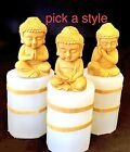 3D Silicone baby Buddha Mold Candle Soap Resin easy release Homemade