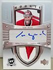 2005-06 The Cup Cam Ward Patch Auto RC #162 199