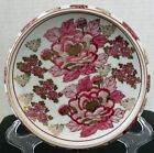 Gold Imari Shallow Bowl Handpainted 75 inch diameter Japan Excellent Condition