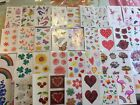 Lot Of 50 Mixed Sizes Mrs Grossmans Stickers