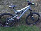Intense Uzzi Downhill Enduro Mountain Bike Size Medium
